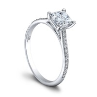 Jeff Cooper Cherie Engagement Ring