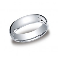 Classic White Gold 6mm Band
