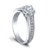 Jeff Cooper Hilaria Engagement Ring