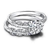 Jeff Cooper Lisette Engagement Ring