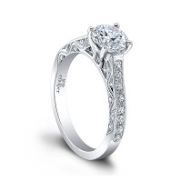 Jeff Cooper Hudson Engagement Ring