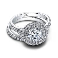 Jeff Cooper Tina--Tate Engagement Ring