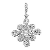 1.01 Carat Diamond Necklace