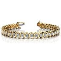 2.03 ct Diamond Bracelet