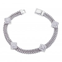 .95 Carat Diamond Bracelet