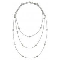 1.75 Carat Diamond Necklace