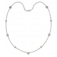 5.0 Carat Diamond Necklace