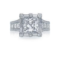 Tacori RoyalT Collection Engagement Ring HT2601PR85