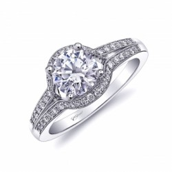 Coast Diamond Engagement Ring - LC10266