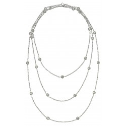 1.75 Carat Diamond Necklace