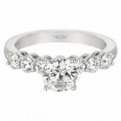 Our Destiny Our Dreams Engagement Ring