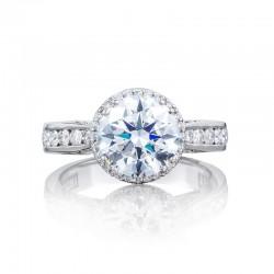 Tacori Dantela Collection Engagement Ring 2646-35RDR85