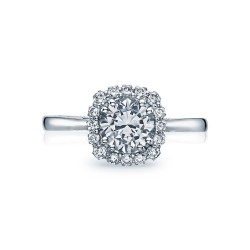 Tacori Full Bloom Collection Solitaire Ring 55-2CU65