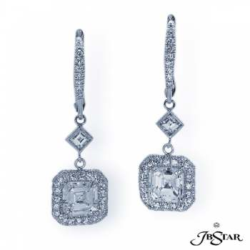 JB Star/Jewels By Star Diamond Earrings