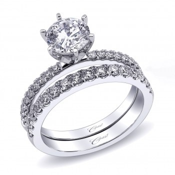 Coast Diamond Engagement Ring - LC5244