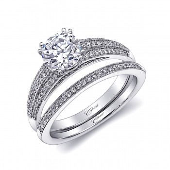 Coast Diamond Ring - LC10258
