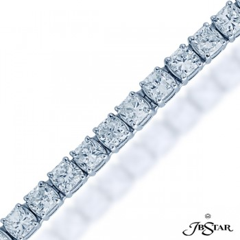 JB Star/Jewels By Star Single Line Diamond Bracelet