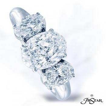 JB Star/Jewels By Star 3-Stone and Classic Diamond