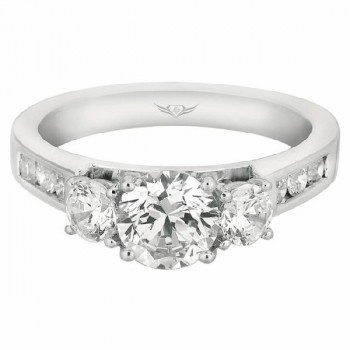 FlyerFit Engagement Ring