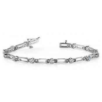 .72 ct Diamond Bracelet