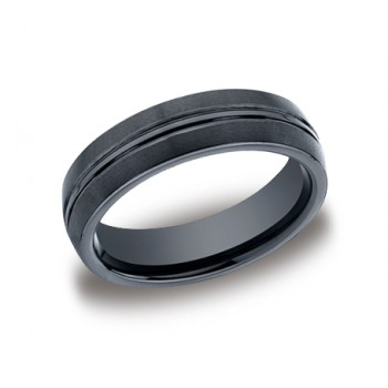 Forge Ceramic 6mm Band