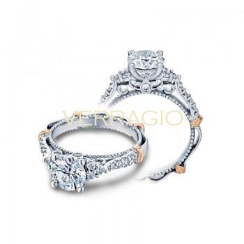 Verragio Parisian Collection Engagement Ring D-127R-GOLD