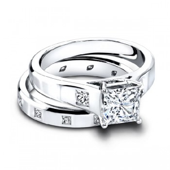 Jeff Cooper Cerise--Ellery Engagement Ring