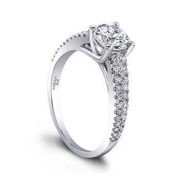 Jeff Cooper Allysa Engagement Ring