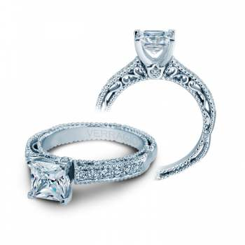 Verragio Venetian Collection Pave Diamond Engagement Ring