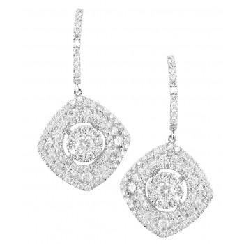 2.0 Carat Diamond Earrings