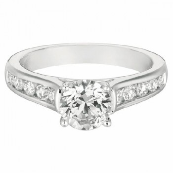 Martin Flyer Our Destiny Our Dreams Engagement Ring DERC01SQ-F-6.5RD