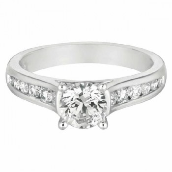 Martin Flyer Our Destiny Our Dreams Engagement Ring DERC01XSQ-F-6.5RD