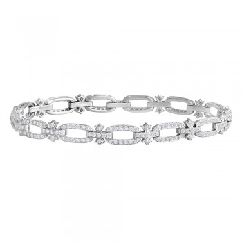 1.85 Carat Diamond Bracelet