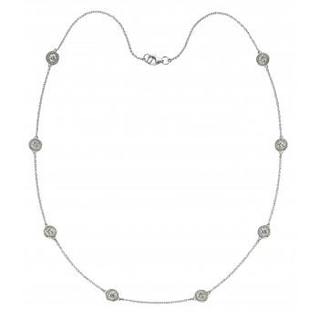 .50 Carat Diamond Necklace