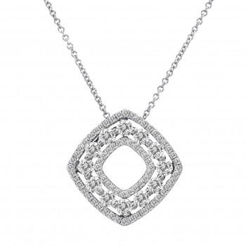 1.40 Carat Diamond Necklace