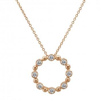 .35 Carat Diamond Necklace