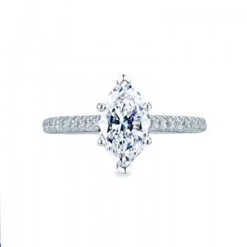 Tacori Petite Crescent Collection Marquise Cut Ring HT2546MQ10x5