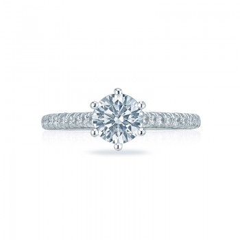 Tacori Petite Crescent Collection Engagement Ring HT2546RD65