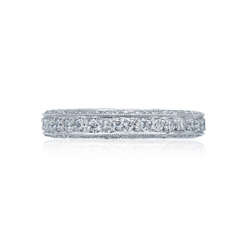 Tacori Classic Crescent Collection Crescent Sillouhette Band HT2229