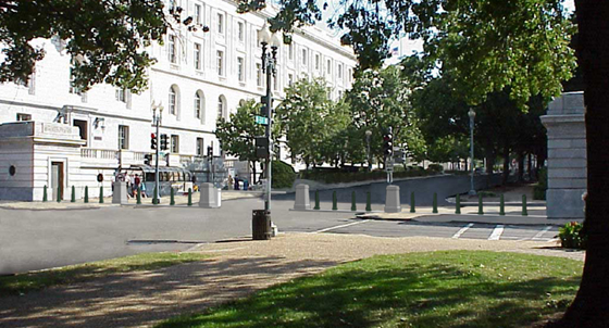 Capitol Security Perimeter