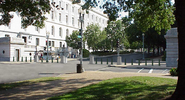 Capitol Security Perimeter