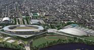 2012 Olympic Bid Renderings (DC/Baltimore)
