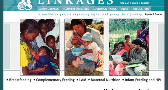 LINKAGES Project Postcard