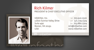 InfoEther Business Cards