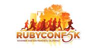 RubyConf 5k Branding