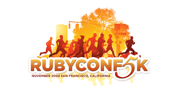 RubyConf 5k Tee Shirt