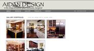Aidan Design Website