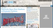 WeLoveDC Website