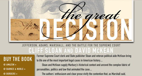 The Great Decision Book Website