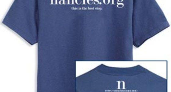 nancies.org Tee Shirts Original Tee